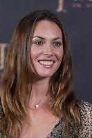 Priscila de Gustin at The Hobbit premiere in Madrid