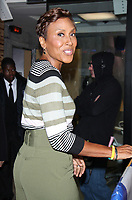 NEW YORK, NY - APRIL 11: Robin Roberts seen at ABC's  Good Morning America studios in New York City on April 11, 2017. Credit: RW/MediaPunch