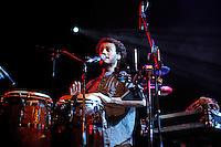 AUG 25 Nubiyan Twist performing at David Byrne's Meltdown Festival