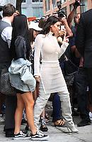 NEW YORK, NY-September 07: Kim Kardashian sighting  in New York. NY September 07, 2016. Credit:RW/MediaPunch