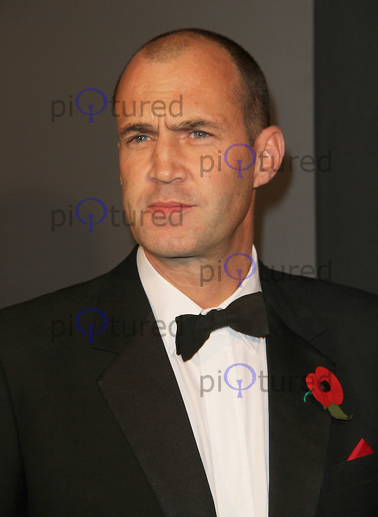 Johnny Vaughan Grey Goose Winter Ball to benefit the Elton John AIDS Foundation, Battersea Evolution, London, UK, 29 October 2011:  Contact: Rich@Piqtured.com +44(0)7941 079620 (Picture by Richard Goldschmidt)