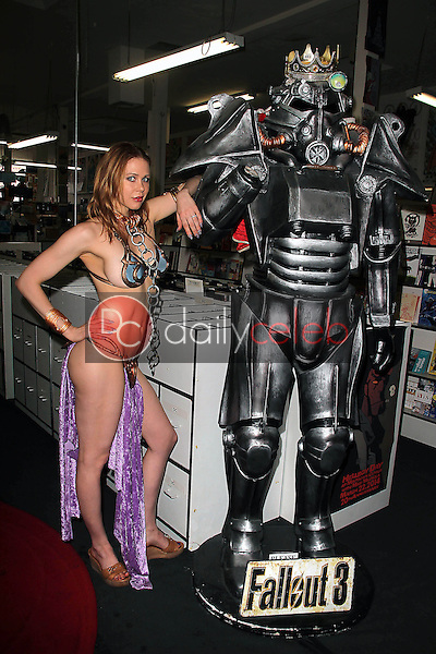 Maitland Ward<br /> participates in the Star Wars Day &quot;May The Fourth Be With You&quot; Celebration, Meltdown Comics, Los Angeles, CA 05-04-14<br /> David Edwards/DailyCeleb.com 818-249-4998