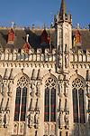 Town Hall, Bruges, Belgium, Europe