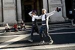 Celebrata al Campidoglio la prima unione civile omosessuale