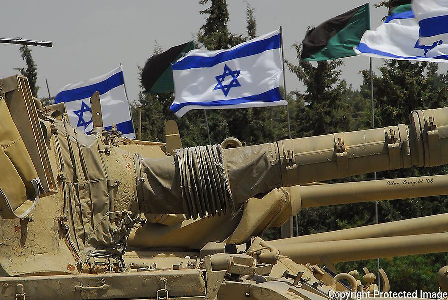 Latrun, Israeli Tanks, Israeli Flag, Israeli Army, Israel, Impervious, Zionist<br />