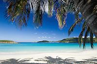 Cinnamon Bay,  St. John Virgin Islands National Park