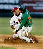 FSU-Miami Baseball 4-23-10
