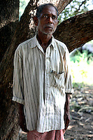 Timmaia Muchaki is the Nendra village headman, he has since become an alcoholic after the three attacks on his village by the Salwa Judam militia. The attacks saw 16 adults and nine children killed along with the burning of 145 homes.