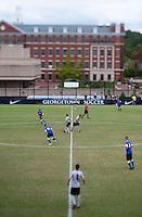 Georgetown vs. Creighton, September 28, 2013