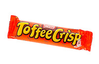 Nestle Toffee Crisp Chocolate Bar - Jan 2012