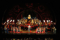 "Seattle Opera ""Turandot"" Silver Dress, 2012."