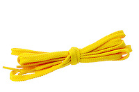 Pair of Yellow Shoe / Trainer Laces - Mar 2013.
