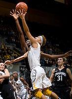 Cal Women's Basketball vs Stanford, January 8, 2013