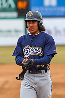 2017.04.11 Burlington Bees (Angels) @ Wisconsin Timber Rattlers (Brewers) Game One