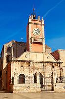 Zadar late renaissance guard tower - 1562. Peoples square, Croatia