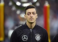 FUSSBALL INTERNATIONAL TESTSPIEL in Muenchen in der Allianz Arena Deutschland - Italien    29.03.2016  Mesut Oezil (Deutschland)