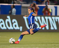 Carson, Ca - Sunday, May 17, 2015: The USWNT defeated Mexico 5-1 at StubHub Center during an international friendly.
