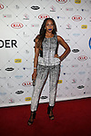America's Next Top Model Camille McDonald attends Kia STYLE360 Hosts Official Serena Williams Signature Statement Collection by HSN After-Party Held at <br />