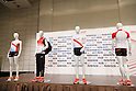 , .JUNE 11, 2012 - Athletics : Athletics Japan National Team Press Conference for The London Olympics 2012 .at Hotel Nikko Osaka in Osaka, Japan. (Photo by Akihiro Sugimoto/AFLO SPORT) [1080]