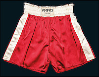 Ali's trunks from the famous Cooper fight for sale.