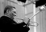 Dizzy Gillespie, May 27, 1977, Berkeley Jazz Festival