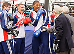 02/12/2011 - TeamGB Announce first 5 Olympic 2012 boxers - London