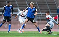 San Jose Earthquakes vs Sacramento Republic FC, Wednesday, June 11, 2014.
