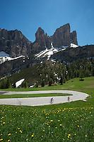 2011 Giro d' Italia Sella Ronda