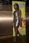 Model At 135th Street Agency Holiday Party Featuring the Beautiful Textures 2014 Upfront! Hosted by Angela Yee, Angela Simmons and Sway Calloway Held at Arena, NY