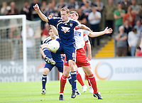 08/08/09 Ross County v Airdrie