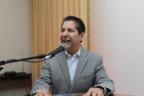 Dr José Aníbal García, presidente del Consejo Regional de Desarrollo (CRD)