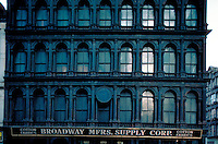 Haughwout Building, 490 Broadway, New York, NY, cast-iron