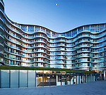 Albion Riverside is a residential complex with retail units, galleries and a leisure center. Situated on the South side of the Thames between the Albert Bridge and Battersea Bridge.<br />