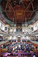 Sheldonian Overview | Schola Cantorum 50th Anniversary Reunion Concert