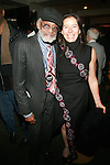 Melvin Van Peebles and Guest  Attend Tennessee Williams A Streetcar Named Desire Opening Night Party Held at the Copacabana, NY D. Salters/WENN 4/22/12