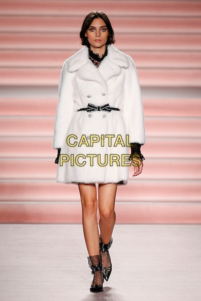 PHILOSOPHY DI LORENZO SERAFINI<br /> at Milan Fashion Week FW 17 18<br /> in Milan, Italy  February 2017.<br /> CAP/GOL<br /> &copy;GOL/Capital Pictures