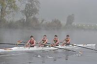 001 SHP .Reading Rowing Club Small Boats Head 2011. Tilehurst to Caversham 3,300m downstream. Sunday 16.10.2011