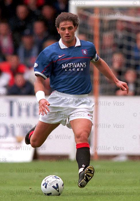 Lorenzo Amoruso 1997 Rangers
