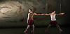 Terra Incognita<br /> by Shobana Jeyasingh <br /> Music by Gabriel Prokofiev<br /> Designed by Jean-Marc Puissant <br /> Lighting by Lucy Carter <br /> Rambert Dance at Sadler's Wells, London, Great Britain <br /> 18th November 2014 <br /> rehearsal <br /> <br /> Luke Ahmet <br /> <br /> <br /> Dane Hurst <br /> <br /> <br /> <br /> Photograph by Elliott Franks <br /> Image licensed to Elliott Franks Photography Services