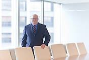 Portrait of Britt Harris, Chief Investment Officer of Teacher Retirement System of Texas (TRS). CREDIT: Lance Rosenfield/Prime
