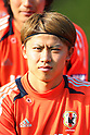 Kosuke Ota (JPN), .April 24, 2012 - Football / Soccer : .Japan National Team Training Camp .at Akitsu Park football Stadium, Chiba, Japan. .(Photo by Daiju Kitamura/AFLO SPORT) [1045]