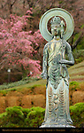Mizuko Kannon, Patron of Stillborn and Miscarried Souls, Katsuoji, Minoh Mountain, Osaka, Japan