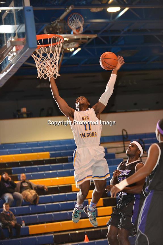 SIC Basketball Games 2015-2016