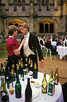 May Ball at Oxford University students, up all night too much to drink argument. the moring after th night before.  The English Season published by Pavilon Books 1987