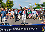 Governor Andrew Cuomo, Little Neck Douglaston Memorial Day Parade