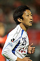 Yoshiro Abe (Ventforet), DECEMBER 3, 2011 - Football / Soccer : 2011 J.League Division 1 match between Omiya Ardija 3-1 Ventforet Kofu at NACK5 Stadium Omiya in Saitama, Japan. (Photo by Hiroyuki Sato/AFLO)