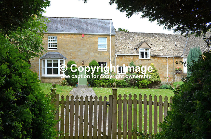 Cowley House, bed &amp; breakfast, Broadway, Shropshire, Cotswolds, UK, 201407113501<br />