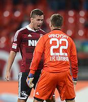 Fussball Bundesliga 2012/13: Nuernberg - Wolfsburg