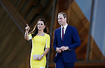 NEWS/Catherine the Duchess of Cambridge and Prince William Visit Sydney