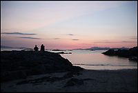 BNPS.co.uk (01202 558833)<br /> Pic: WildGuideScotland/BNPS<br /> <br /> Beachside campsite near Mallaig.<br /> <br /> Scotland's stunning unspoiled scenery is being shown in a whole new light in a book that reveals the hidden gems off the beaten track north of the border.<br /> <br /> Three young photographers travelled the width and breadth of Scotland and snapped 750 picturesque places which include shimmering lochs, ancient forests, lost ruins, hidden beaches, secret islands, dramatic cliffs, tiny glens and mysterious grottoes. <br /> <br /> Friends Kimberley Grant, David Cooper and Richard Gaston, all in their late 20s, have spent the past two years exploring lesser known idyllic spots which they are keen to bring to a wider audience.